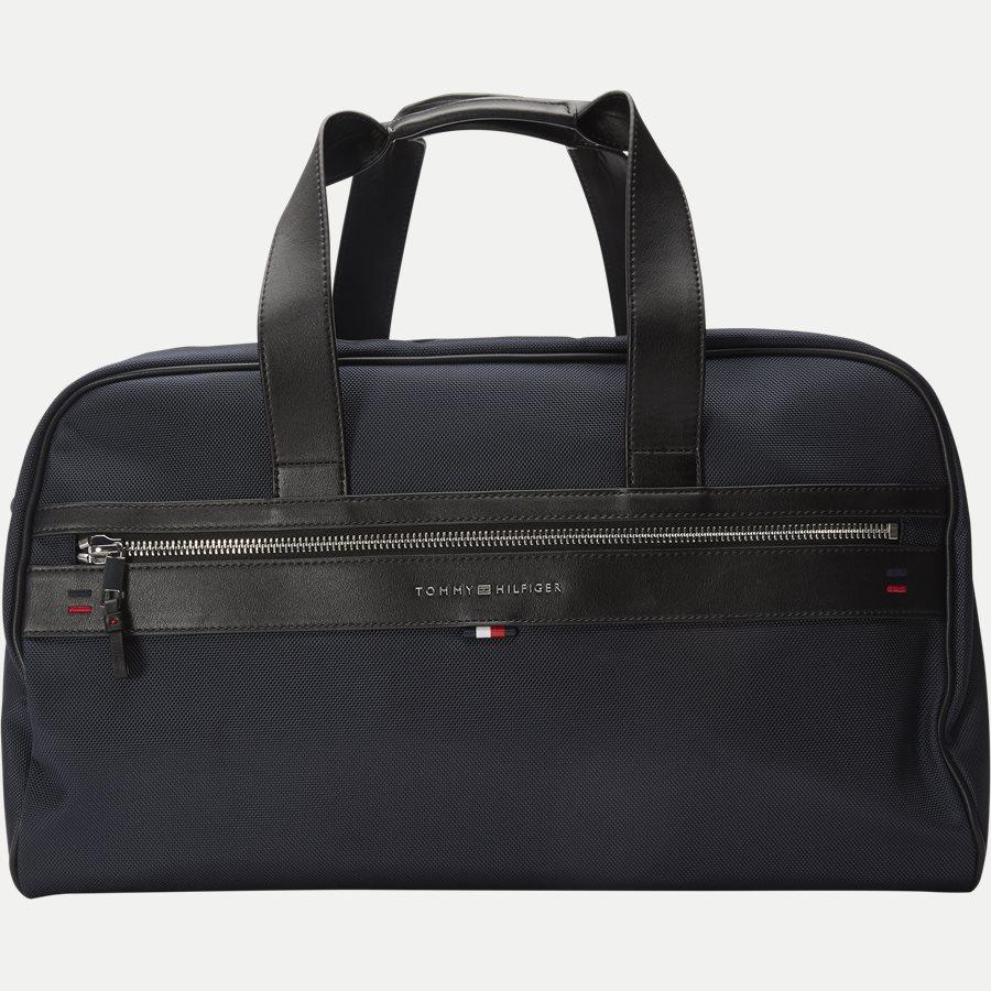 ELEVATED DUFFLE - Elevated Duffle Weekend Bag - Tasker - NAVY - 1