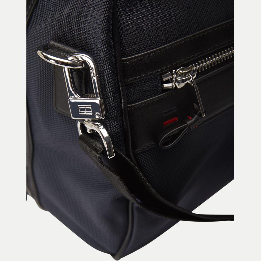 ELEVATED DUFFLE - Elevated Duffle Weekend Bag - Tasker - NAVY - 7