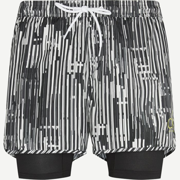 Runner Jammer Badeshorts - Shorts - Sort