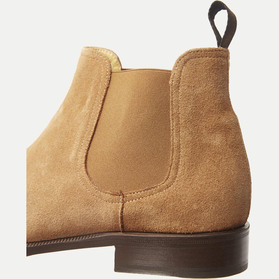 F296. - Chelsea Ruskinds Boot - Sko - BRUN - 5