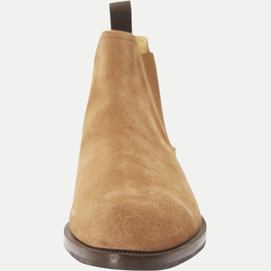 F296. - Chelsea Ruskinds Boot - Sko - BRUN - 6