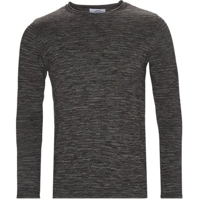 Regular | Knitwear | Grey