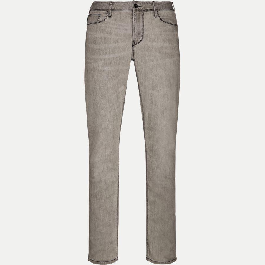 3Z1J06-1DRAZ - Jeans - Jeans - Regular - GRÅ - 1