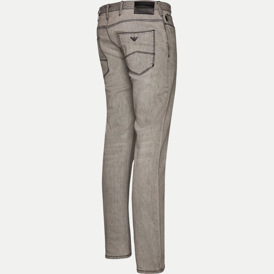 3Z1J06-1DRAZ - Jeans - Jeans - Regular - GRÅ - 3