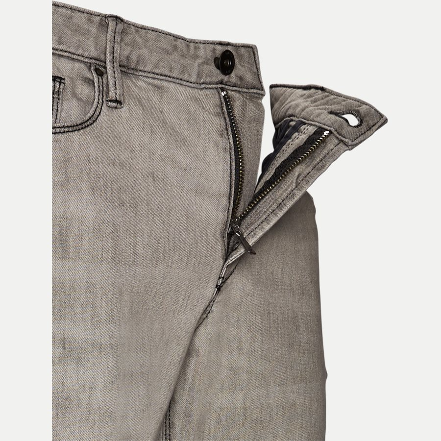 3Z1J06-1DRAZ - Jeans - Jeans - Regular - GRÅ - 4