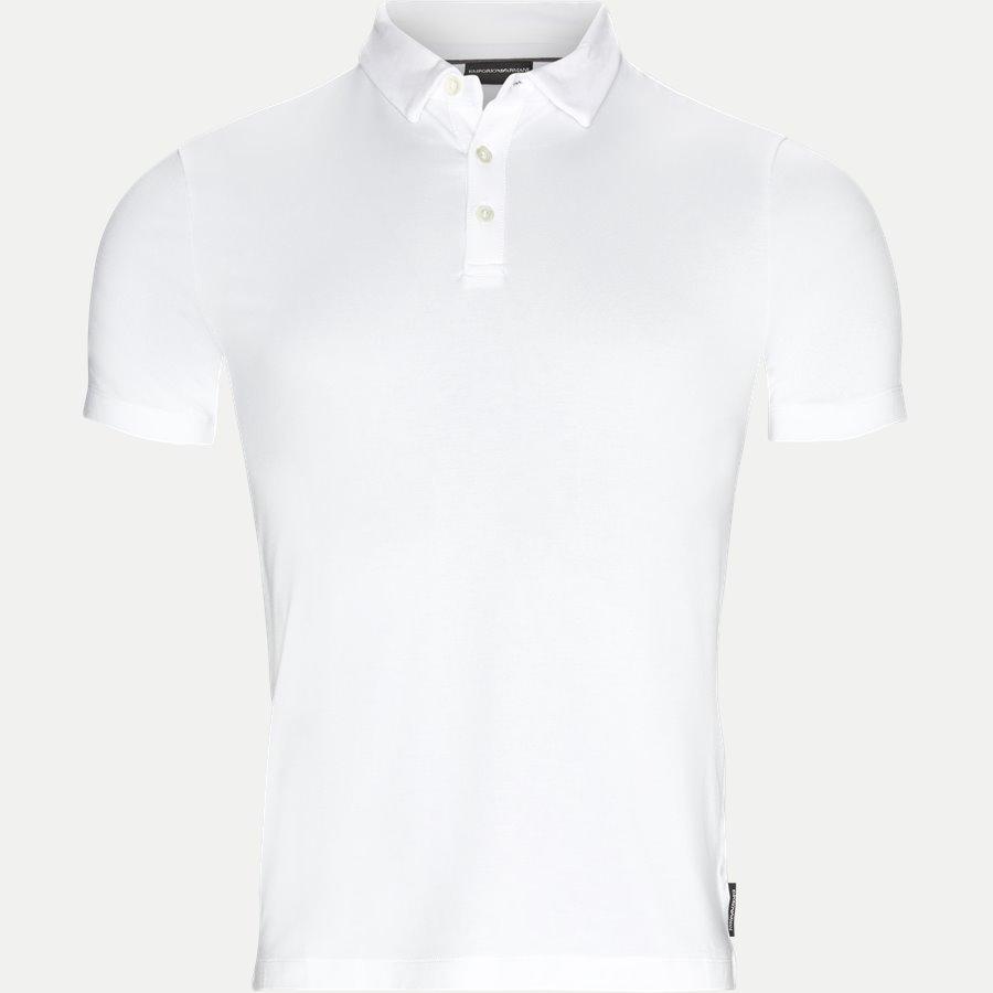 8N1F8C-1JCDZ - Polo T-shirt - T-shirts - Regular - HVID - 1
