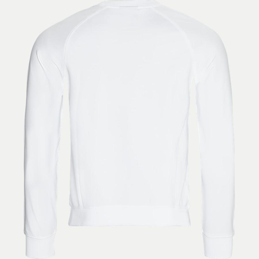 3Z1M68-1J04Z - Logo Embossed Sweatshirt - Sweatshirts - Regular - HVID - 2