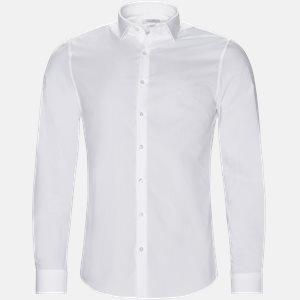 skjorte Slim | skjorte | Hvid