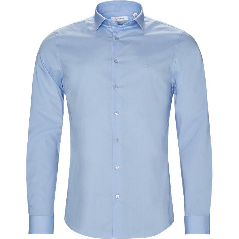 calvin klein – Calvin klein skjorte lysblå på axel.dk