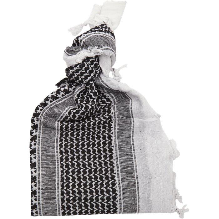 Desert Scart - Tørklæder - Sort