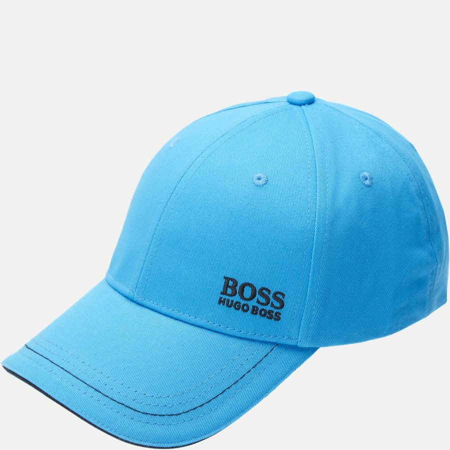 50245070 CAP - Baseball Cap - Caps - AZURBLÅ - 1