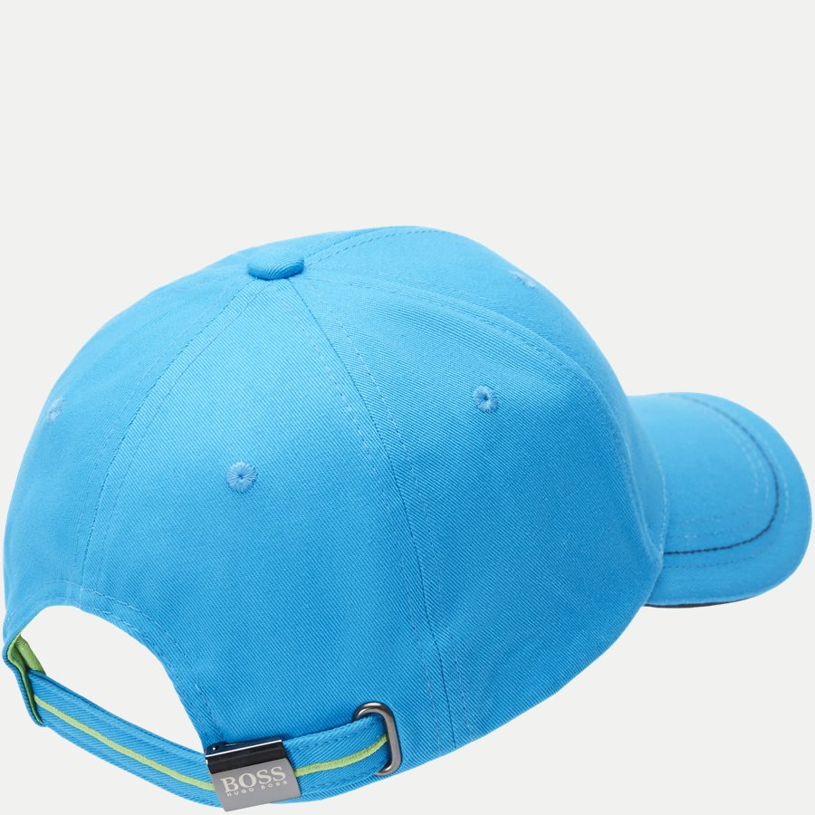 50245070 CAP - Baseball Cap - Caps - AZURBLÅ - 2