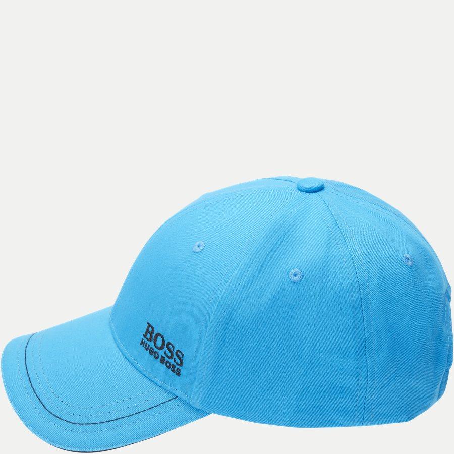 50245070 CAP - Baseball Cap - Caps - AZURBLÅ - 3