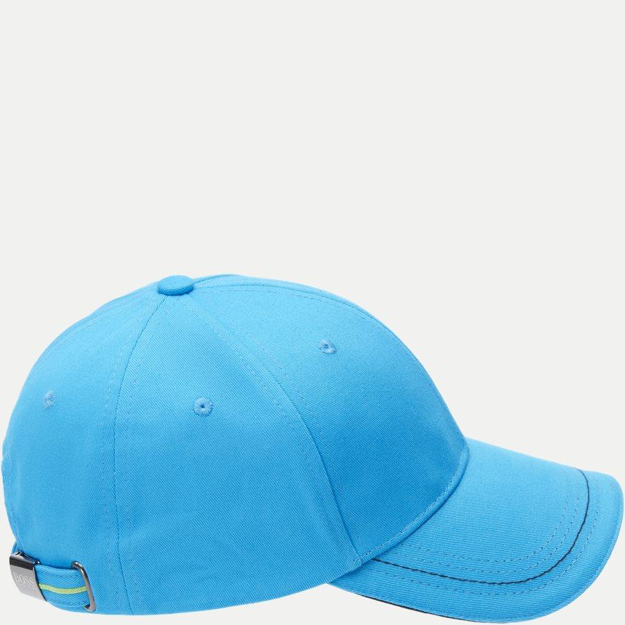 50245070 CAP - Baseball Cap - Caps - AZURBLÅ - 4