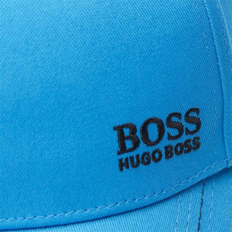 50245070 CAP - Baseball Cap - Caps - AZURBLÅ - 5