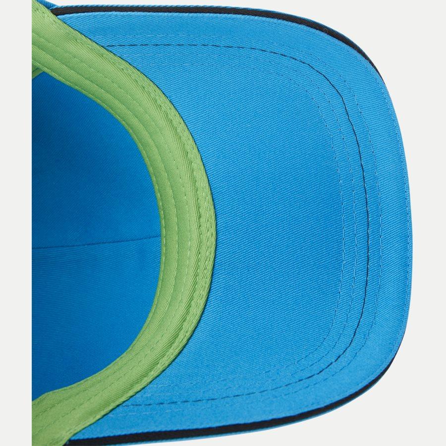 50245070 CAP - Baseball Cap - Caps - AZURBLÅ - 7