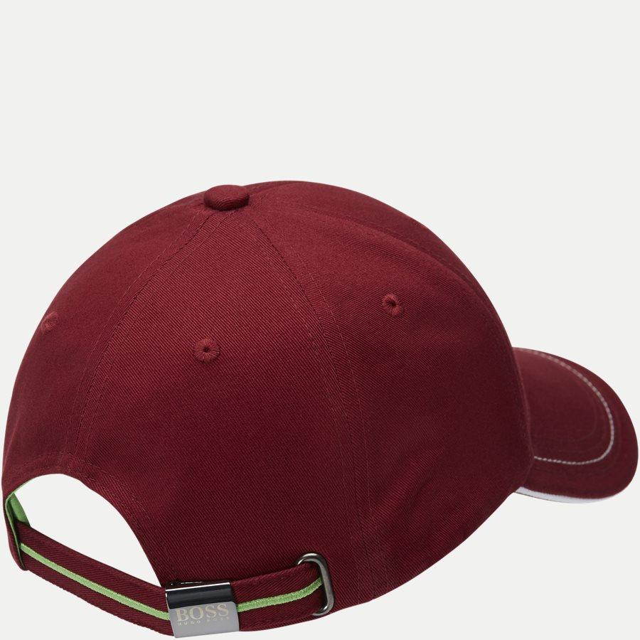 50245070 CAP - Baseball Cap - Caps - BORDEAUX - 2