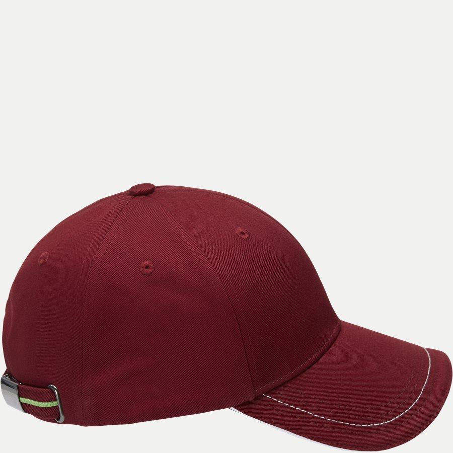 50245070 CAP - Baseball Cap - Caps - BORDEAUX - 4