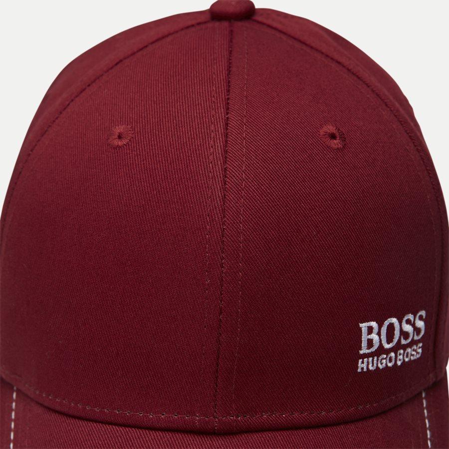 50245070 CAP - Baseball Cap - Caps - BORDEAUX - 5
