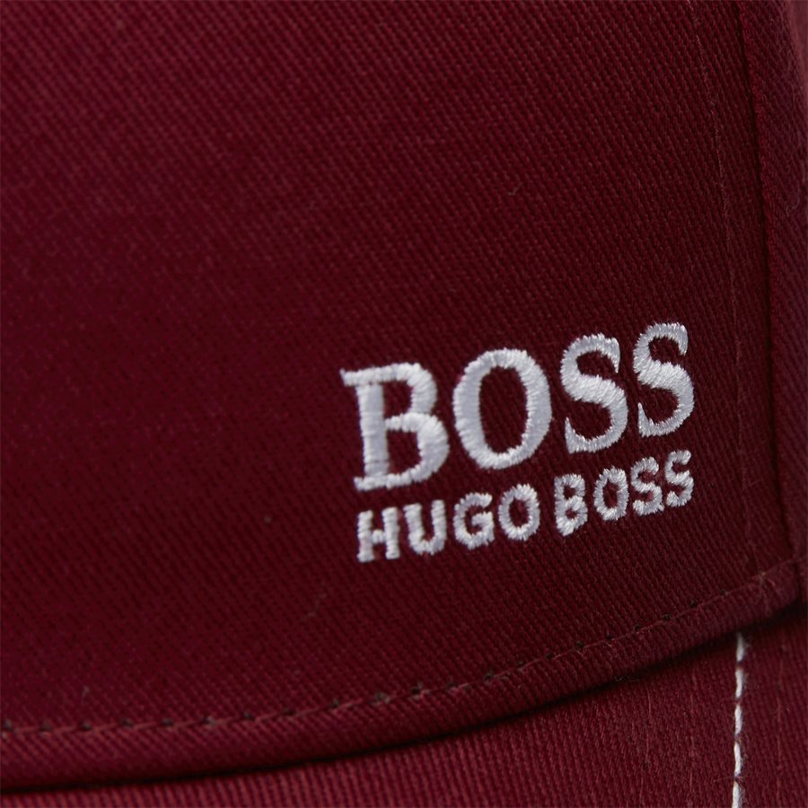 50245070 CAP - Baseball Cap - Caps - BORDEAUX - 6
