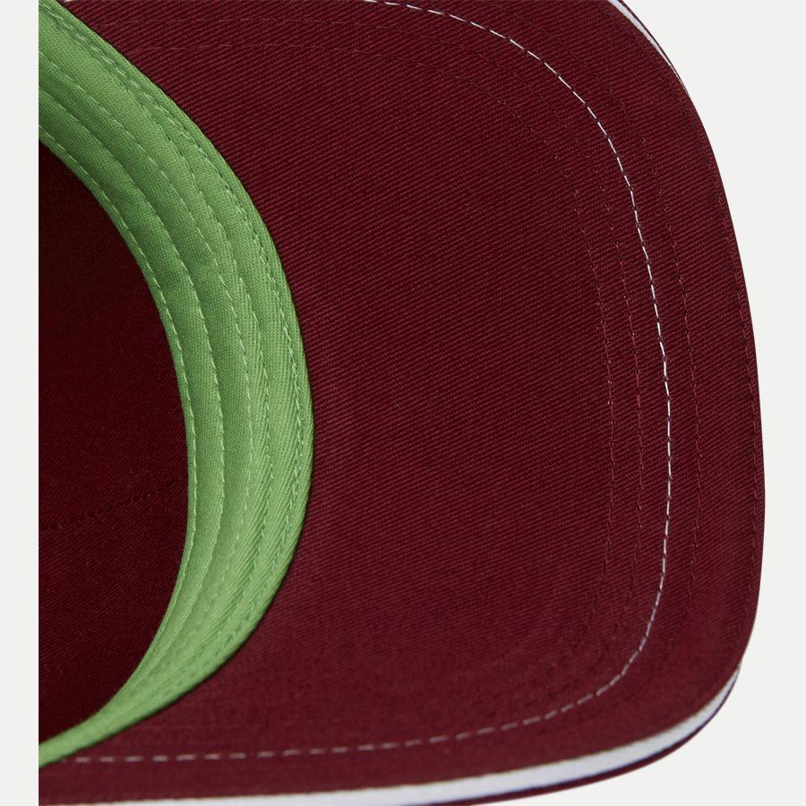 50245070 CAP - Baseball Cap - Caps - BORDEAUX - 7