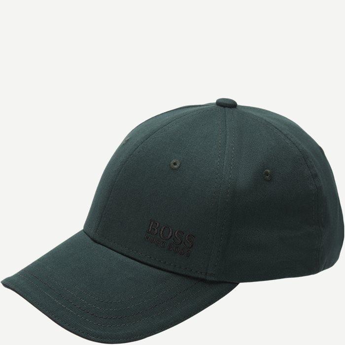 Kepsar - Grön