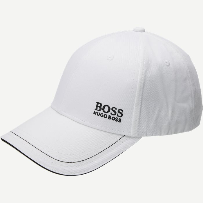 Baseball Cap - Caps - Hvid