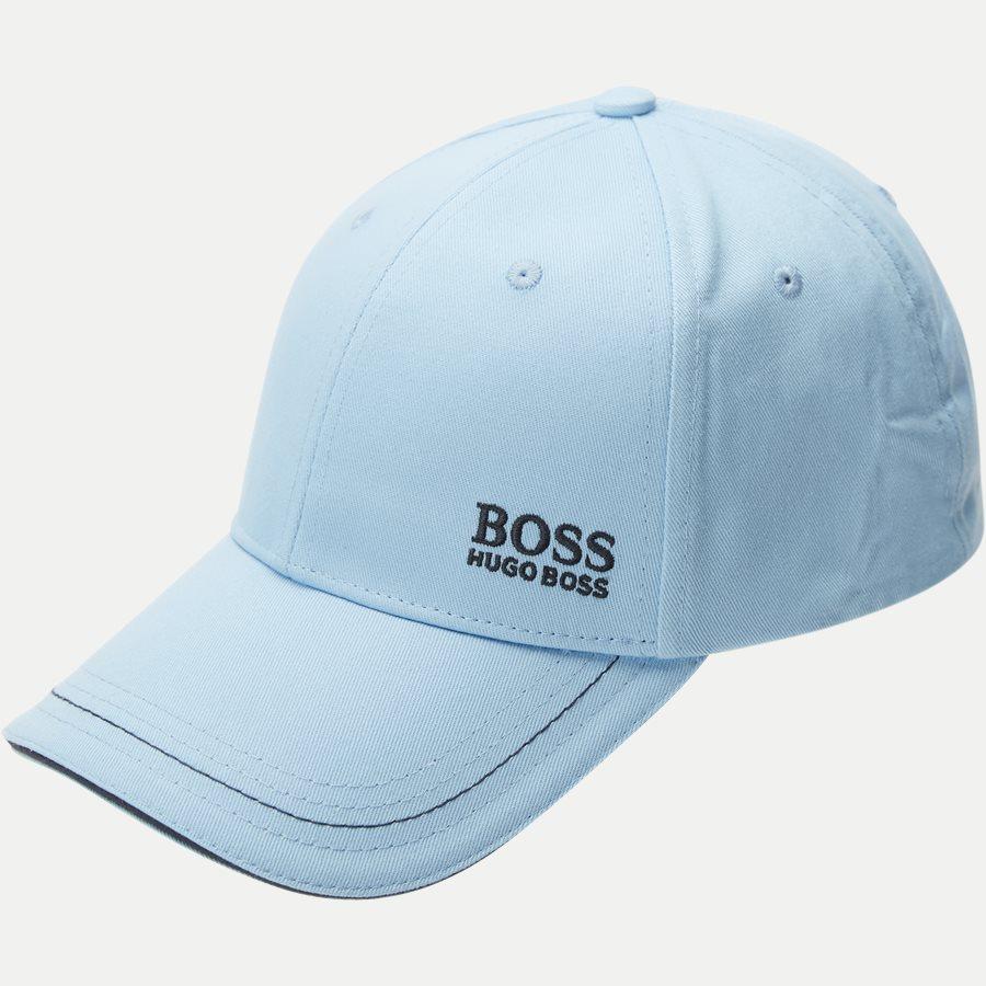 50245070 CAP - Baseball Cap - Caps - LYSBLÅ - 1