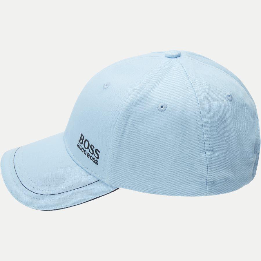 50245070 CAP - Baseball Cap - Caps - LYSBLÅ - 3