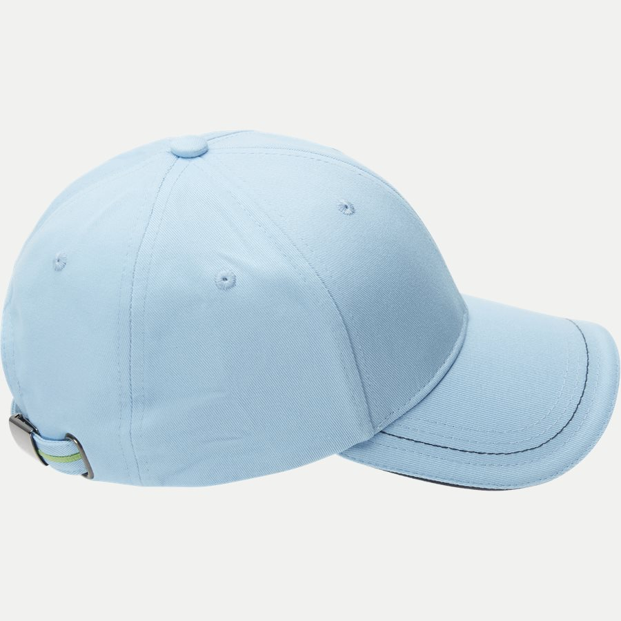 50245070 CAP - Baseball Cap - Caps - LYSBLÅ - 4
