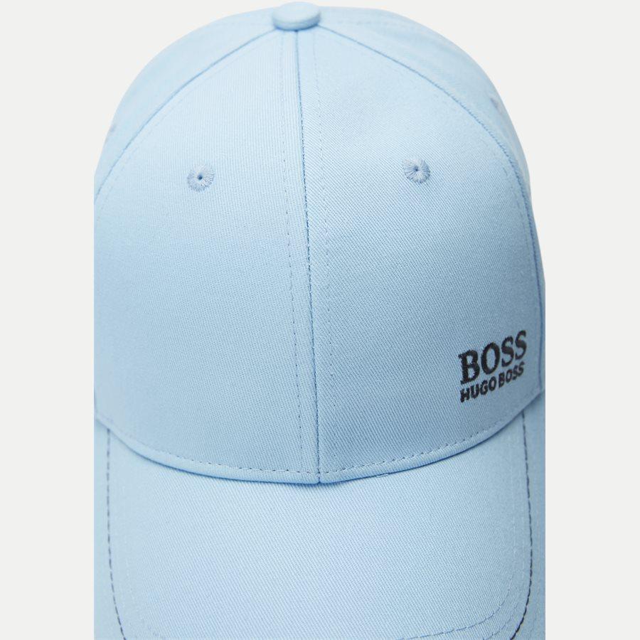 50245070 CAP - Baseball Cap - Caps - LYSBLÅ - 5