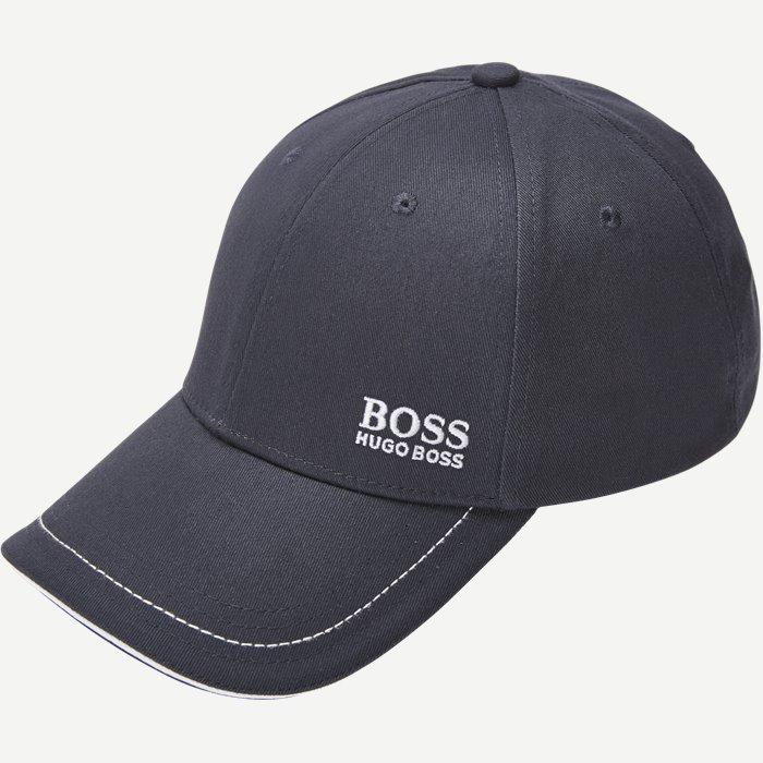 Baseball Cap - Caps - Blå