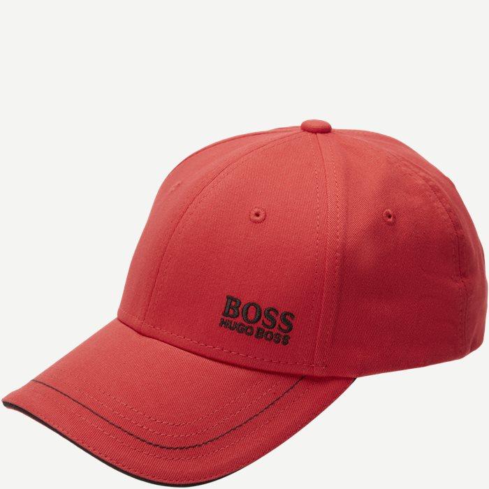 Baseball Cap - Caps - Rød