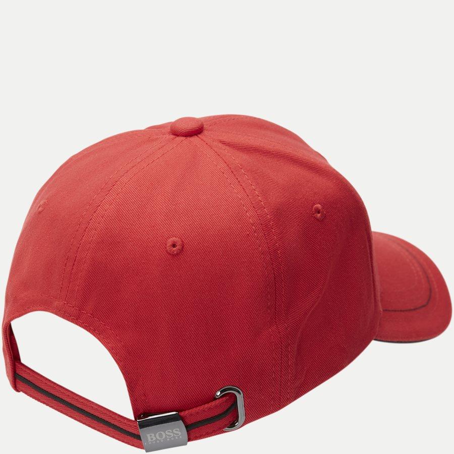 50245070 CAP - Baseball Cap - Caps - RØD - 2