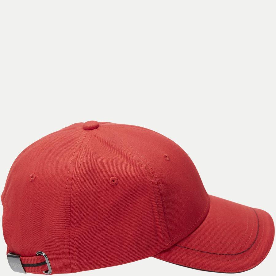 50245070 CAP - Baseball Cap - Caps - RØD - 4