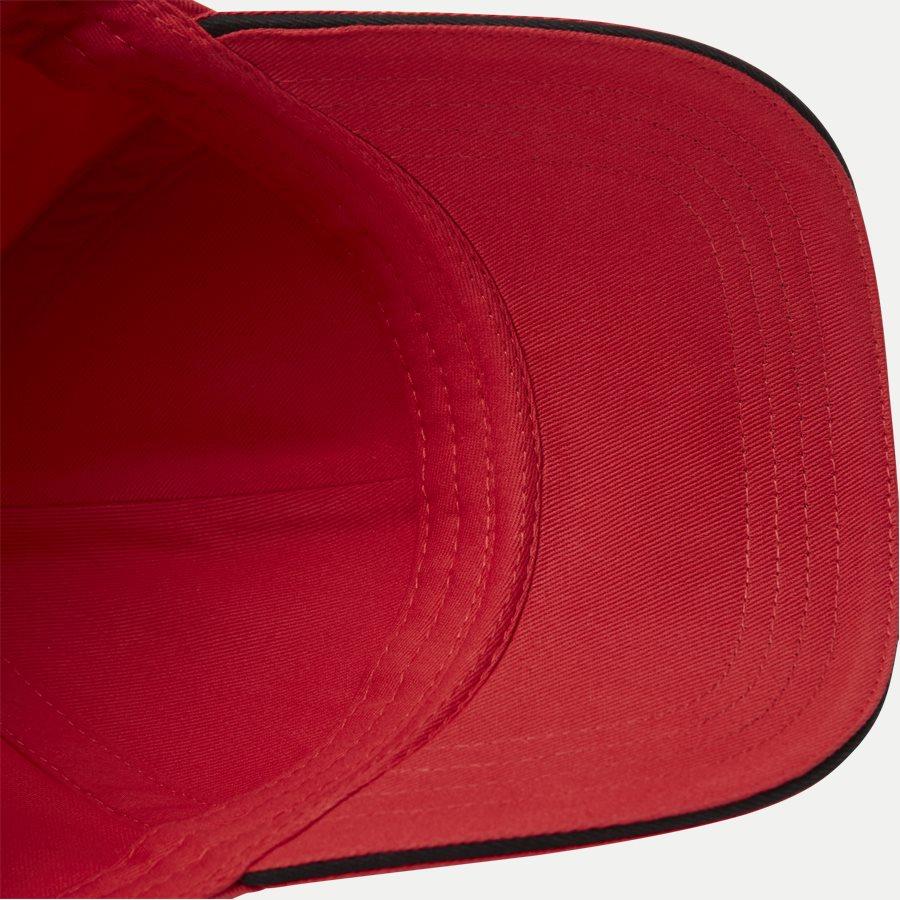 50245070 CAP - Baseball Cap - Caps - RØD - 6