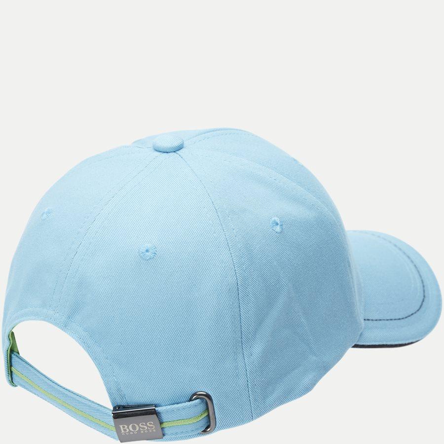 50245070 CAP - Baseball Cap - Caps - TURKIS - 2