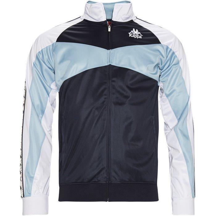 Trafford  - Sweatshirts - Regular - Blå