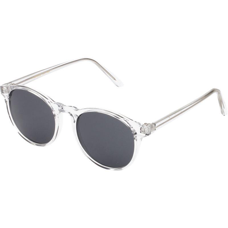 a.kjærbede A.kjærbede marvin solbriller transparent fra quint.dk