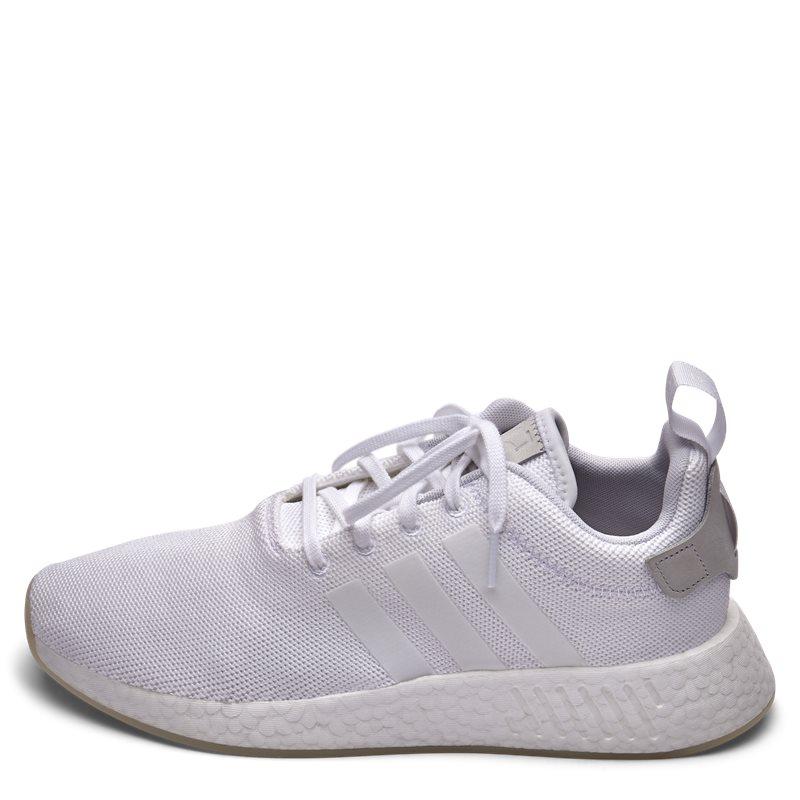 Image of   Adidas Originals Nmd R2 Sko Hvid
