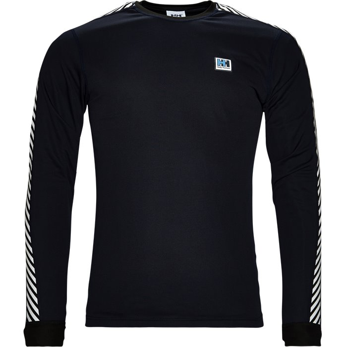 HH Lifa Baselayer - T-shirts - Regular - Blå