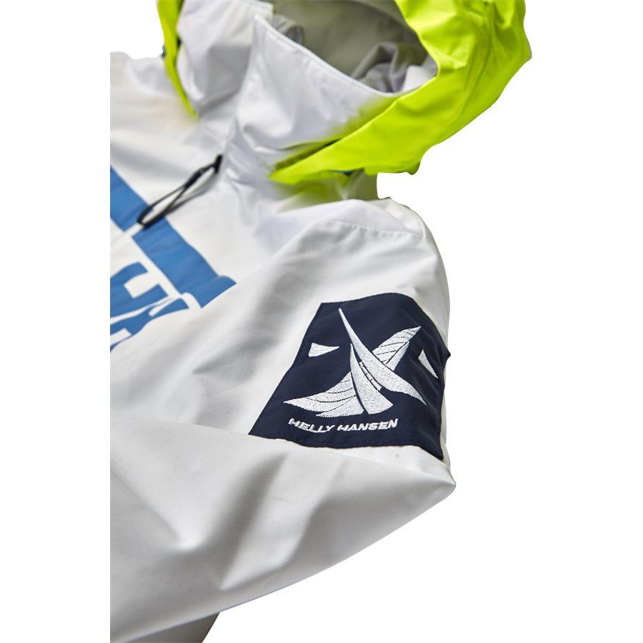 HH SAILING JACKET 53152 - HH Sailing Jacket - Jakker - Regular - HVID - 6