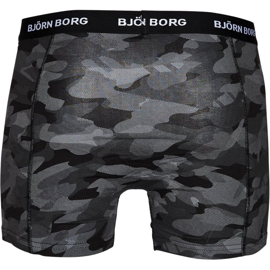 B9999-1133 90651 - Underkläder - Regular - SORT - 2