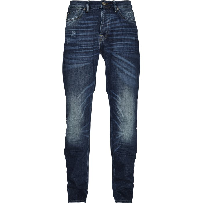 Jeans - Loose - Denim