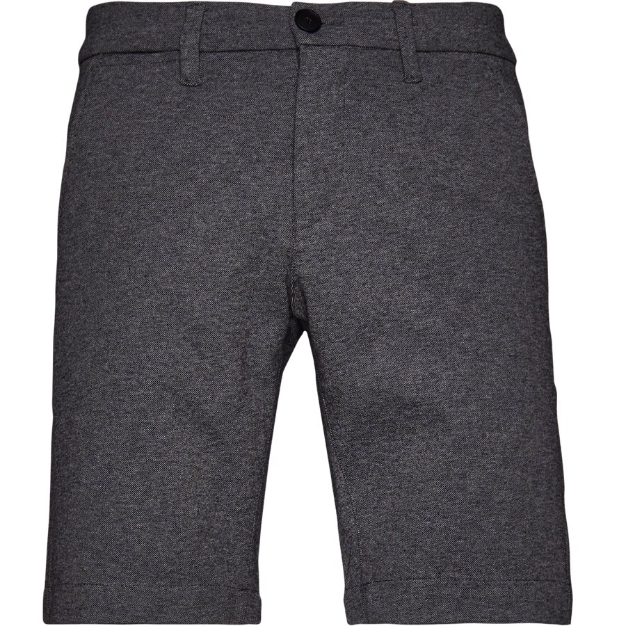 JASON CHINO SHORTS - Jason Shorts - Shorts - Regular - GRÅ - 1