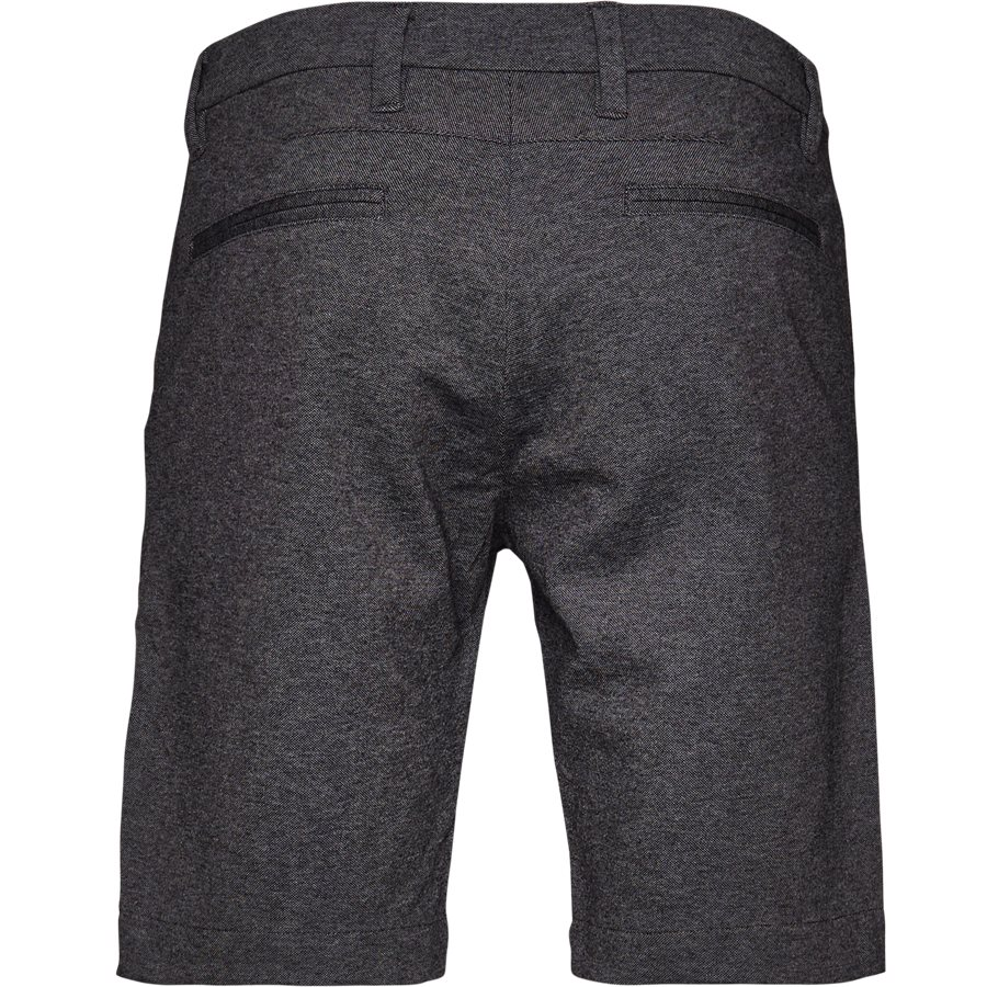 JASON CHINO SHORTS - Jason Shorts - Shorts - Regular - GRÅ - 2