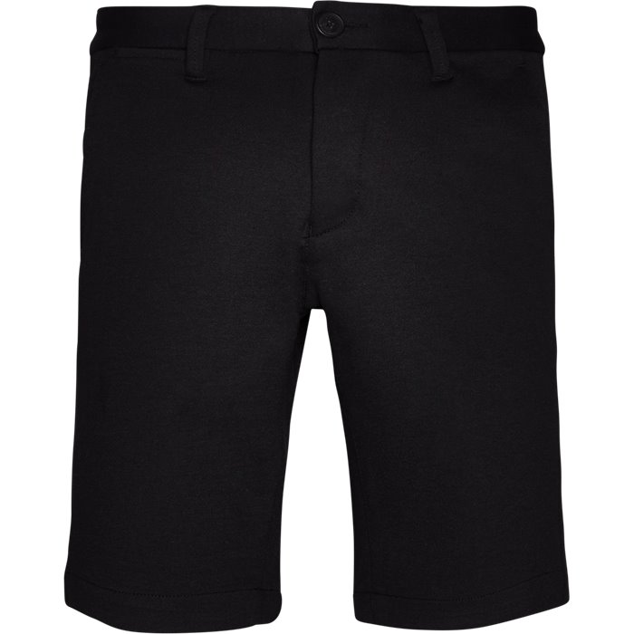Jason Shorts - Shorts - Regular - Sort