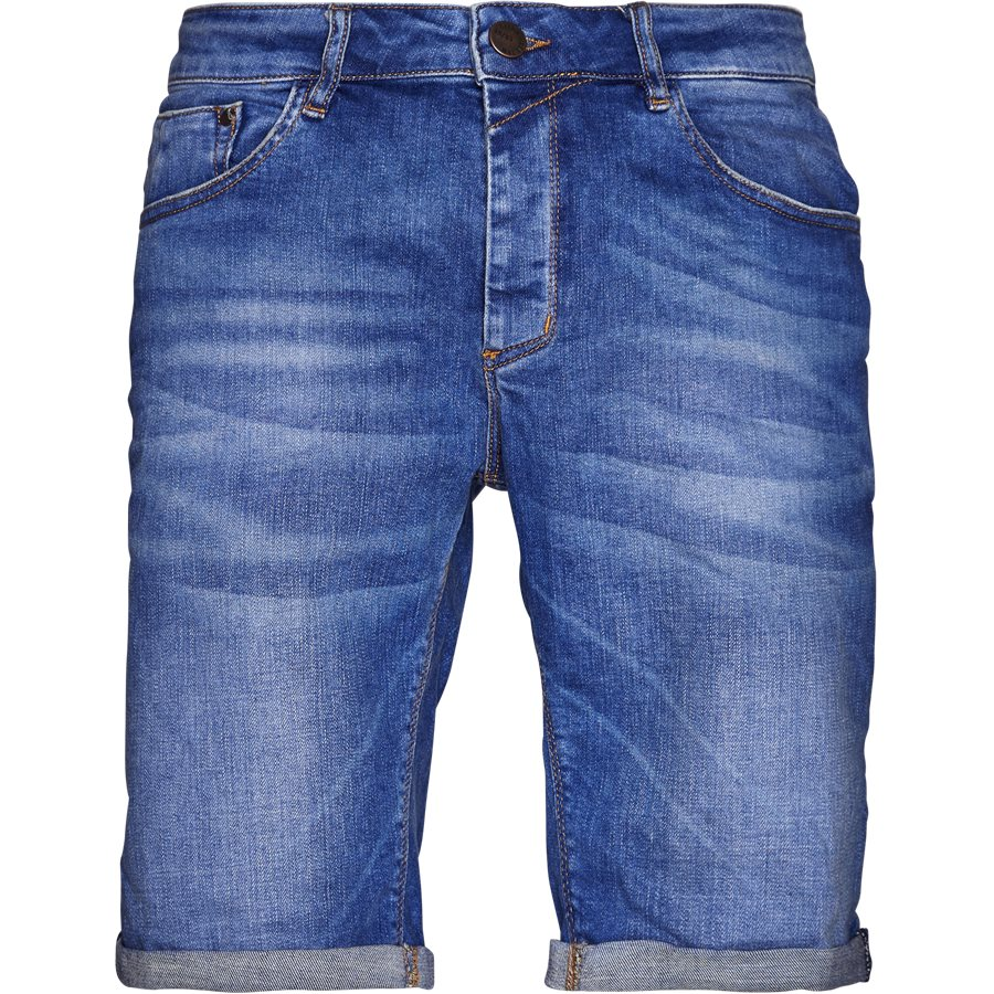 JASON SHORTS K2639 RS1076 - Jason Shorts - Shorts - Regular - DENIM - 1
