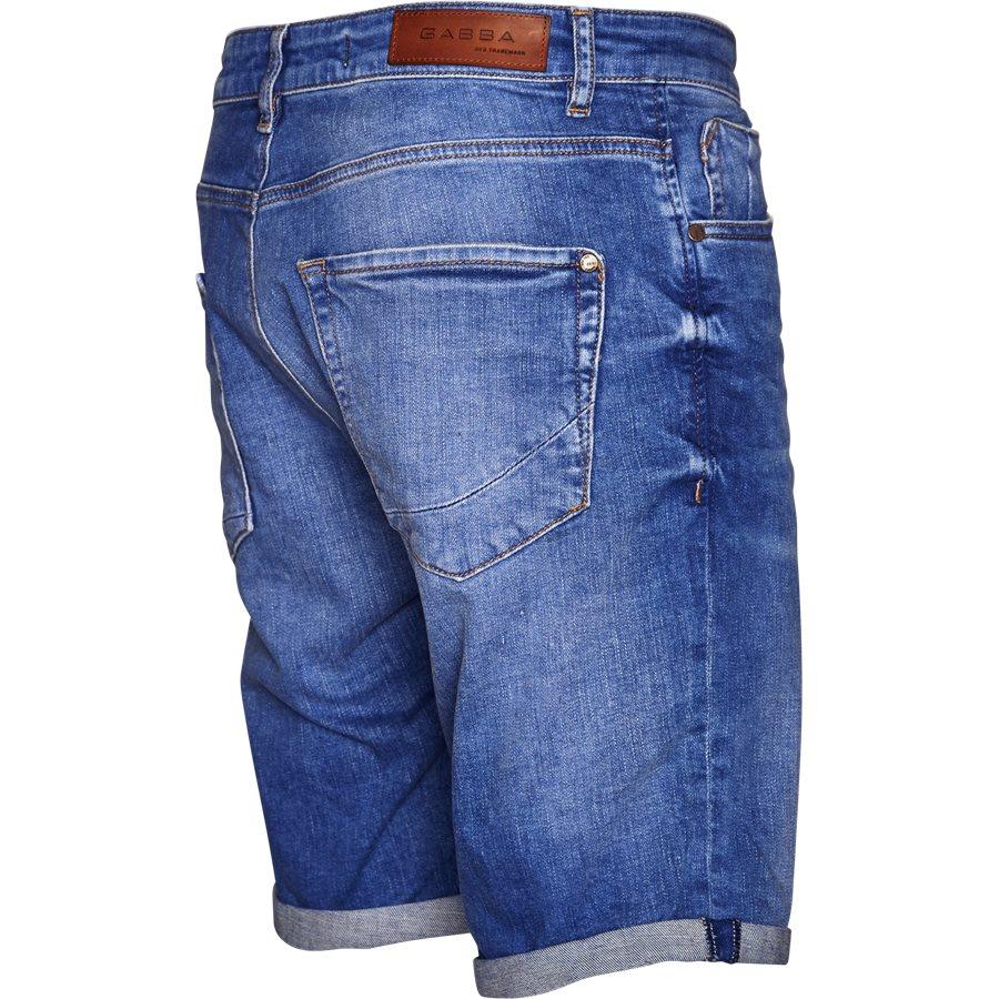 JASON SHORTS K2639 RS1076 - Jason Shorts - Shorts - Regular - DENIM - 3