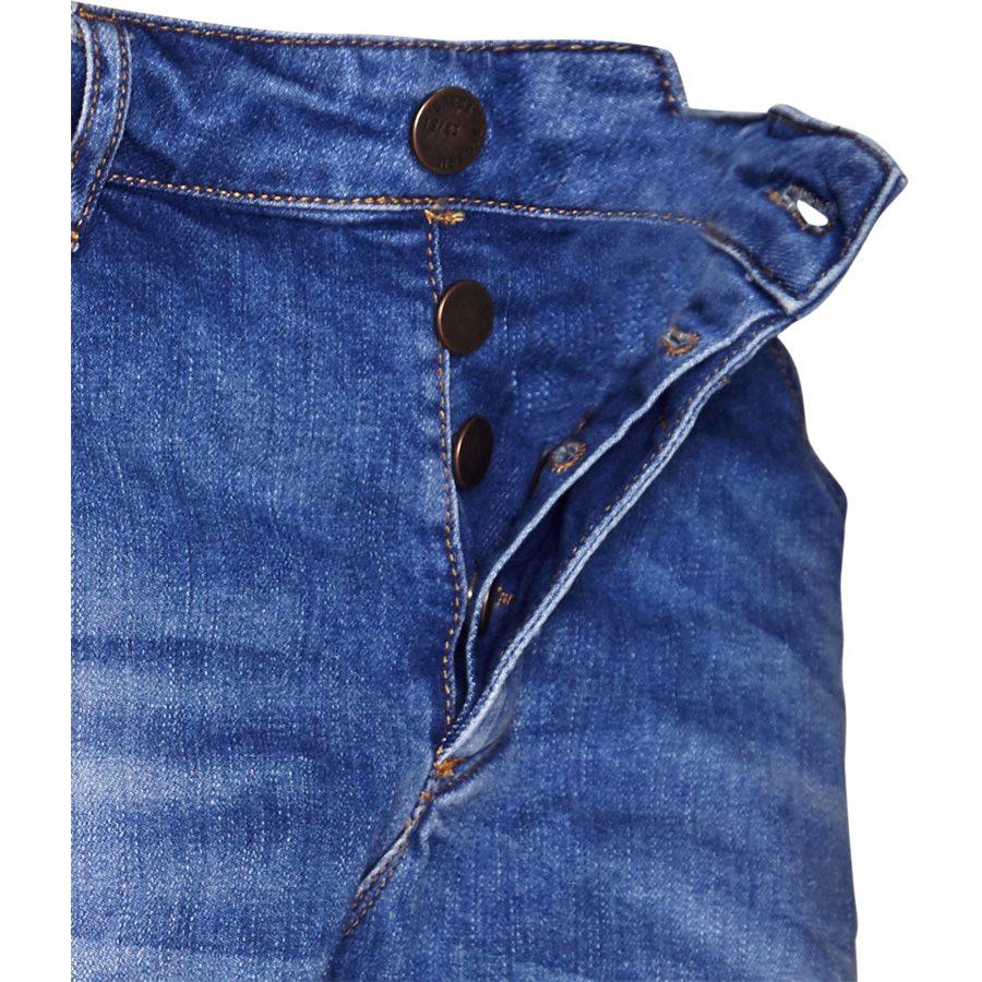 JASON SHORTS K2639 RS1076 - Jason Shorts - Shorts - Regular - DENIM - 4